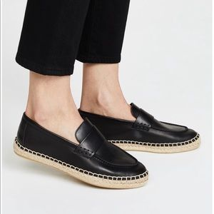 Vince loafers flats shoes